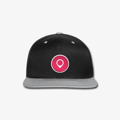 I'm here! - Snap-back Baseball Cap