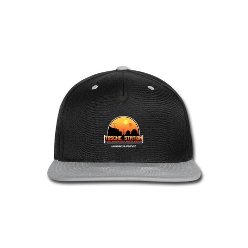Tosche Station merch - Snap-back Baseball Cap