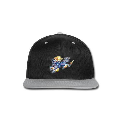 Phoenix Wolf - Snap-back Baseball Cap