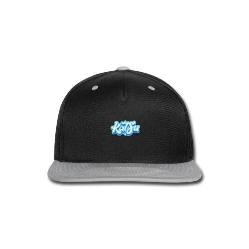 KatSu Logo - Snap-back Baseball Cap