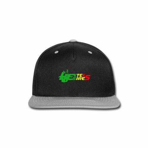 Logo Rasta - Snap-back Baseball Cap