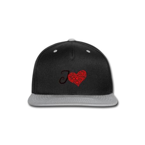 I Love... - Snap-back Baseball Cap
