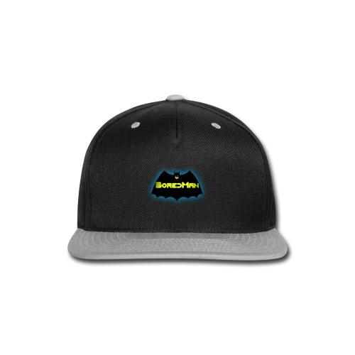 Boredman - Snap-back Baseball Cap