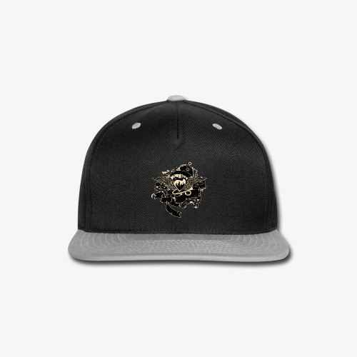 t shirt 4 - Snap-back Baseball Cap