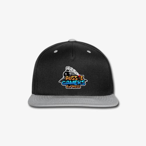 AUZZIE GAMERS ExPRESS - Snap-back Baseball Cap