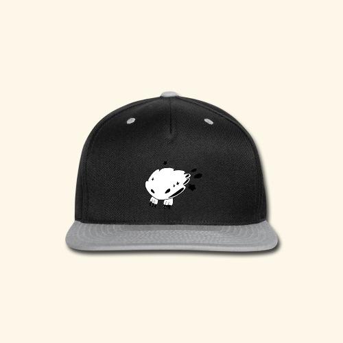 Jeremy - Snap-back Baseball Cap