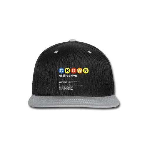 CROWN of Brooklyn Train image - Snap-back Baseball Cap