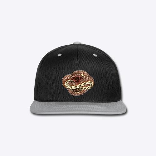Wild and Dangerous - Snap-back Baseball Cap