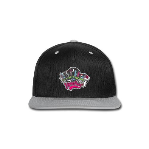 HipHopHomeRun - Snap-back Baseball Cap