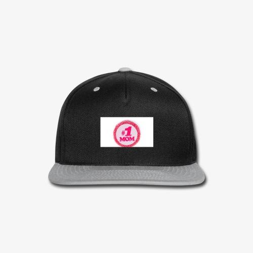 Keri - Snap-back Baseball Cap