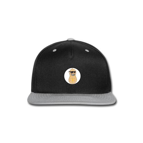 Salty Peanut - Snap-back Baseball Cap