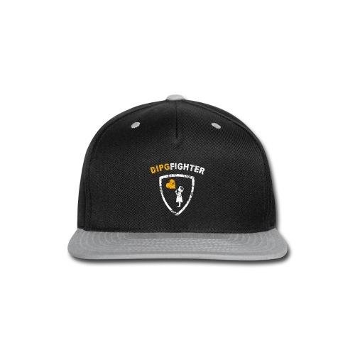 DIPG Fighter Classic - Snap-back Baseball Cap