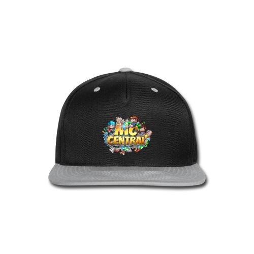 MC Central Logo - Snap-back Baseball Cap