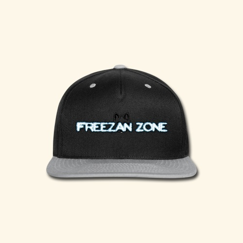 Freezan Zone Iphone Case - Snap-back Baseball Cap