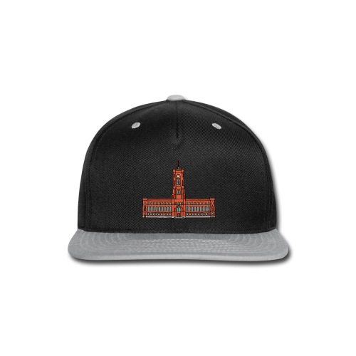 Red City Hall Berlin - Snap-back Baseball Cap
