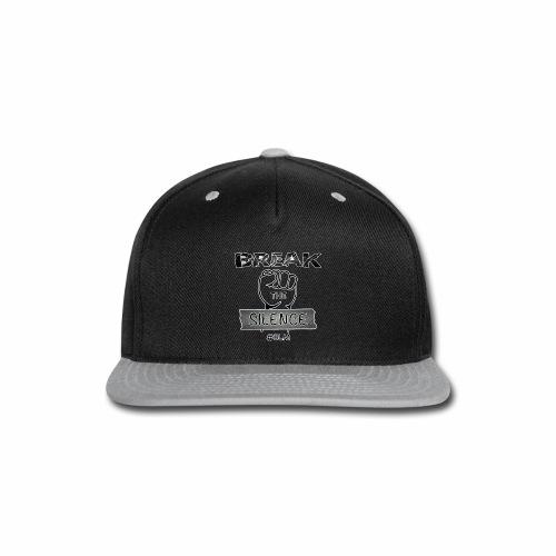 Black Lives Matter - Snap-back Baseball Cap