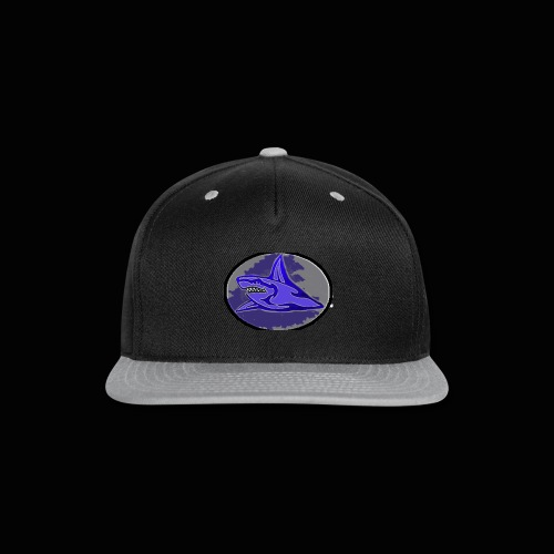 assassin shark - Snap-back Baseball Cap