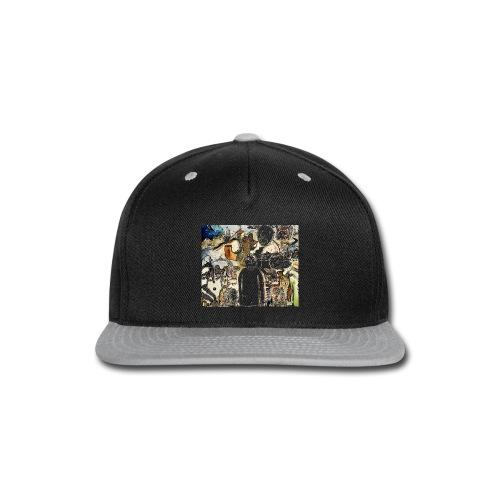 Stranger Album Art - Snap-back Baseball Cap