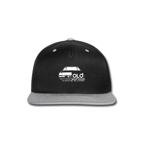 HQ silo - Snap-back Baseball Cap
