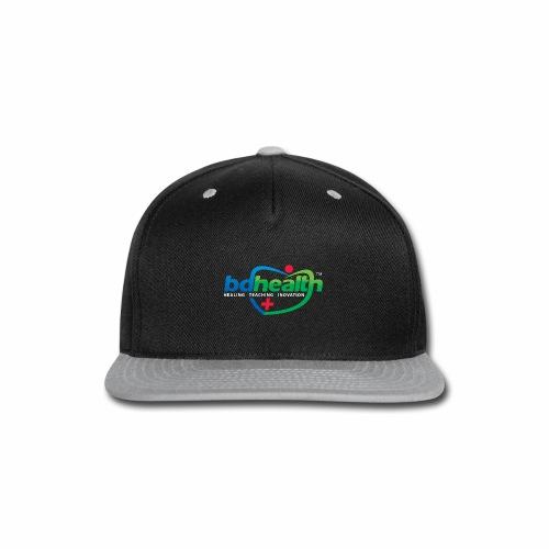 Health care / Medical Care/ Health Art - Snap-back Baseball Cap