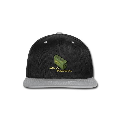 Hiker s Tupperware - Snap-back Baseball Cap