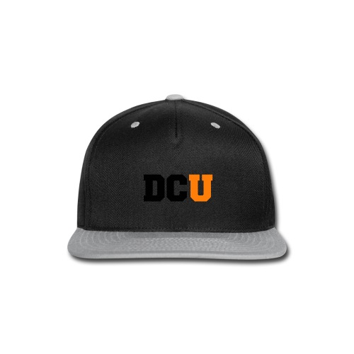 DCU Logo - Snap-back Baseball Cap
