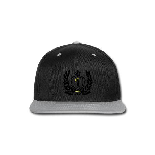 Conscious King (Crest) - Snap-back Baseball Cap