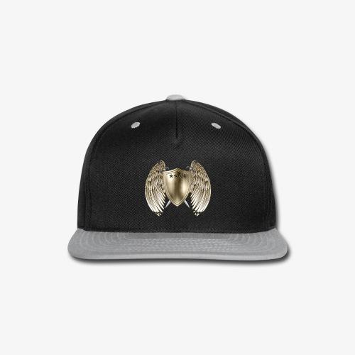 GOLD SHIELD-21 - Snap-back Baseball Cap