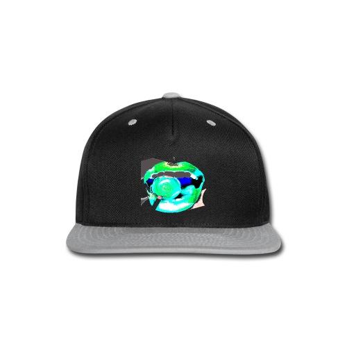 green lolly - Snap-back Baseball Cap