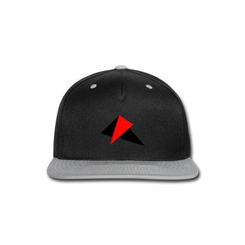 3 Tri - Snap-back Baseball Cap