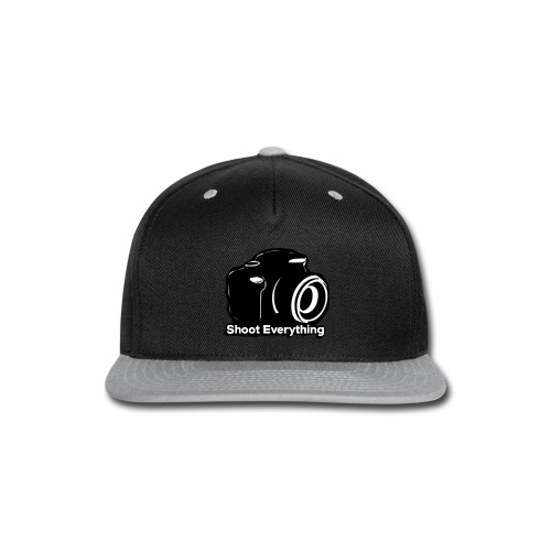 SmartSelect 20190417 103905 Gallery - Snap-back Baseball Cap