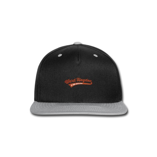 Ward Hayden Outliers Logo no background - Snap-back Baseball Cap