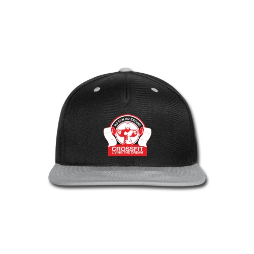 Toilet Paper - Snap-back Baseball Cap