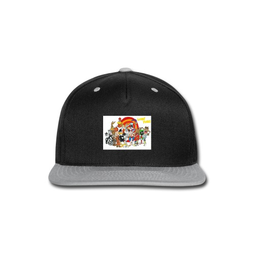 looney toons - Snap-back Baseball Cap
