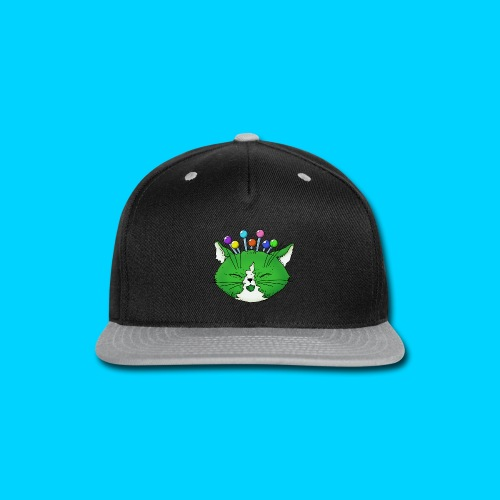 Fantastic Contraption III (no text) - Snap-back Baseball Cap