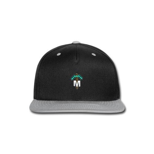 Pic and m - Snap-back Baseball Cap