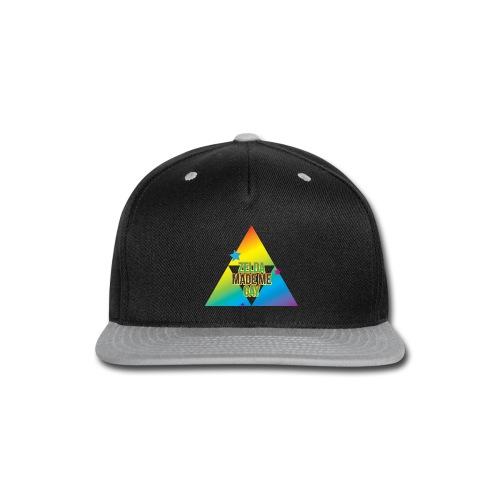 Zelda Made Me Gay - Snap-back Baseball Cap
