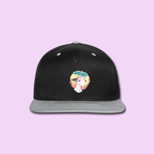 Bill Logo - Snap-back Baseball Cap