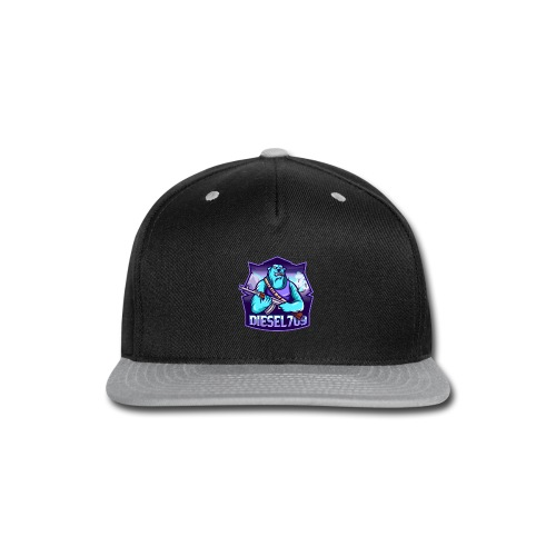 Polar Diesel Logo - Snap-back Baseball Cap