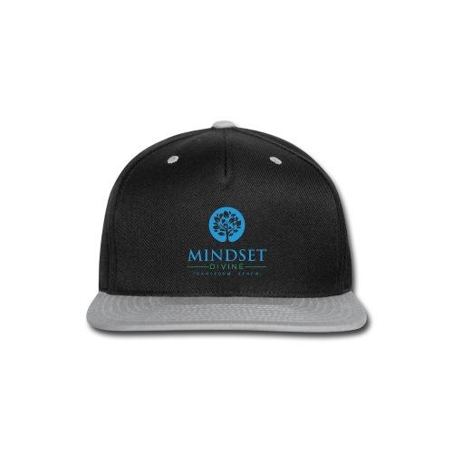 Mindset Divine logo 01 - Snap-back Baseball Cap