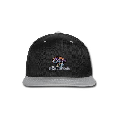 STREET LIFE - Snap-back Baseball Cap