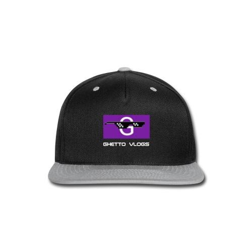 GhettoVlogs - Snap-back Baseball Cap