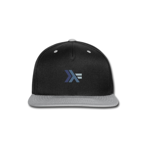 hask2 - Snap-back Baseball Cap