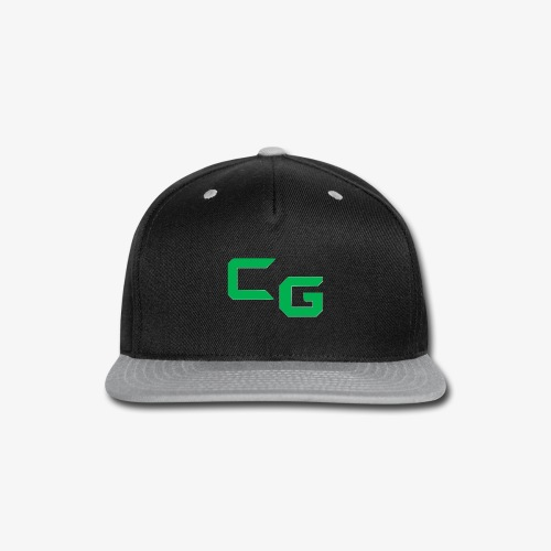certifiedatol gaming logo - Snap-back Baseball Cap