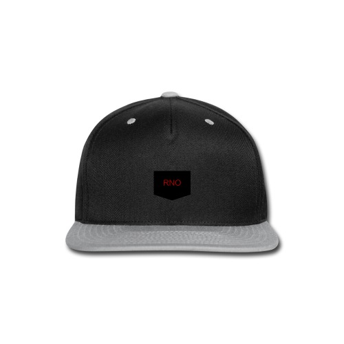 RNO - Snap-back Baseball Cap