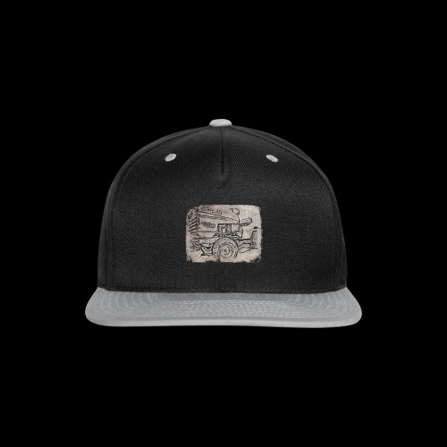 Mud Mower - Snap-back Baseball Cap