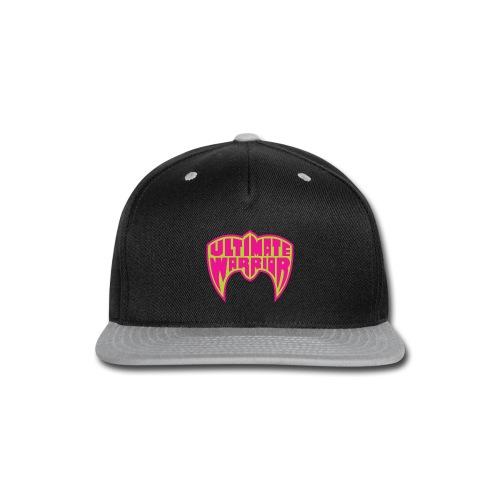 Ultimate Warrior Logo - Snap-back Baseball Cap