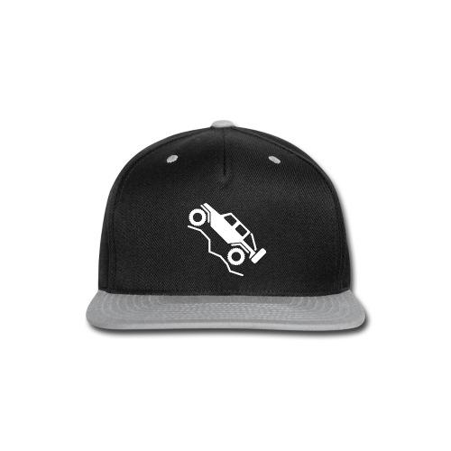 Offroad 4wd Rock Crawling Logo - Snap-back Baseball Cap