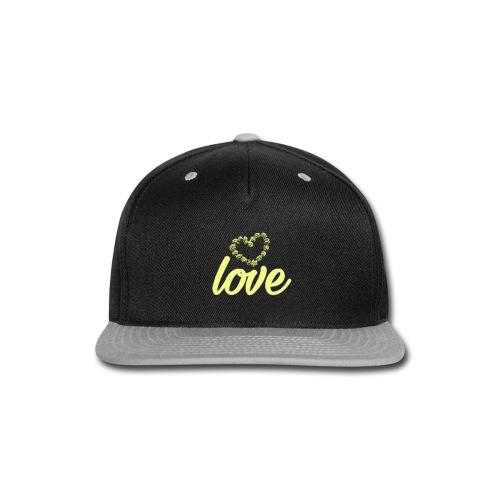 Love buds - Snap-back Baseball Cap
