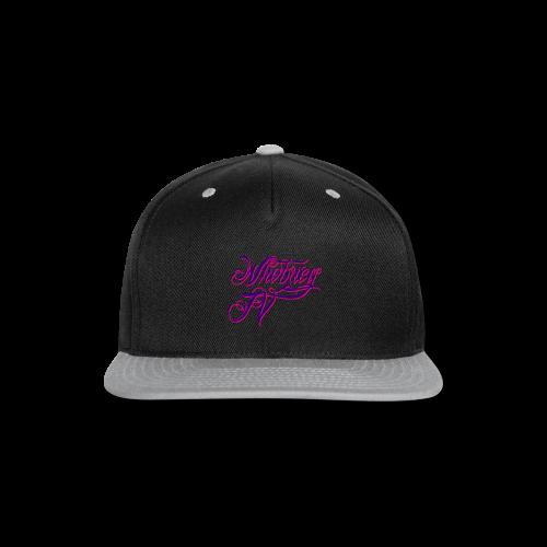 WhobreyTV NS [PuPi] - Snap-back Baseball Cap